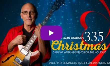 We Three Kings – Larry Carlton – Christmas Song Lesson Performance