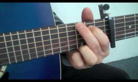 Guitar Lessons for Beginners – Born in the USA – Stage 3 – Play Along with the Music