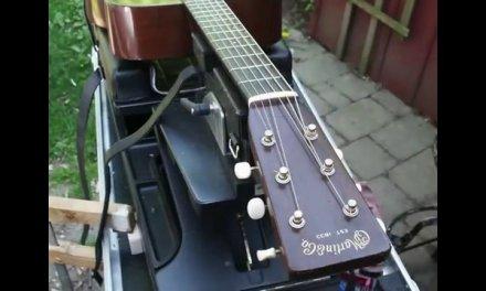 StringTech /  Pictorial / Guitar Repair