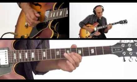 Larry Carlton – Room 335 Performance – 335 Hits – Guitar Lesson