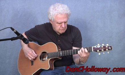 Last of the Mohicans – Finger Style Guitar