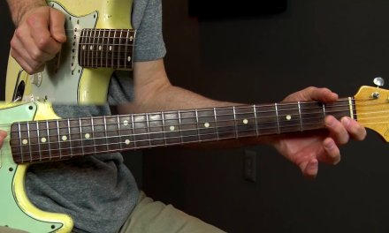 12 Bar Blues Rhythm and Lead Lesson
