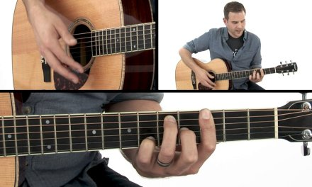 Fingerstyle Blues Guitar Lesson – Common Country Blues Chords – John Hatcher