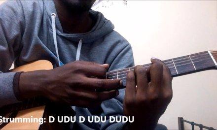 Gaali vaaluga – Agnyaathavaasi | PSPK | Guitar Chords Lesson for Beginners