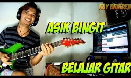 GX PERLU RIBET YG PENTING ASIK.. #Guitar lesson…