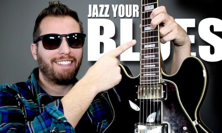 One SIMPLE Trick To JAZZ Up Your BLUES!!