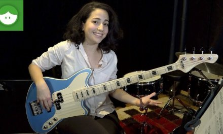 Advanced Time and Feel Exercise for Bass Guitar