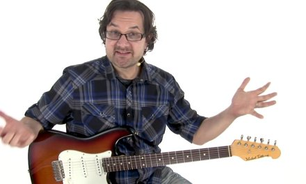 David Wallimann Guitar Lesson – Mixolydian Jamming – Guitar DNA: Pentatonics