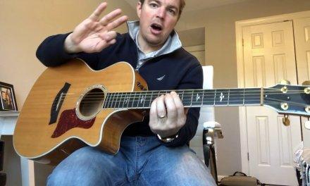 Intro to Open Track Chords |Matt McCoy