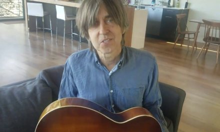 Eric Johnson's 60's Silvertone Acoustic (Six-String Saga)