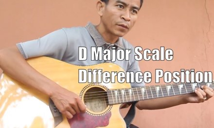 narito guitarist – guitar tutorial – D scale – D position scale – guitar scale – || Guitar Tutorial