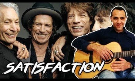 Rolling Stones – Satisfaction – Easy Guitar Lesson EASY RIFF + CHORDS