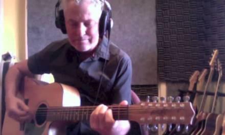 Michael Fix plays 'Walkin' the Walk' 12 string guitar instrumental