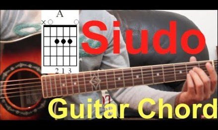 Suido – Guitar Chords
