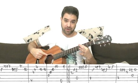 Fingerstyle Tutorial: I'll Have to Say I Love You in A Song – Guitar Lesson w/ TAB
