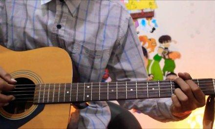 Barish. Song Guitar Hindi lesson..