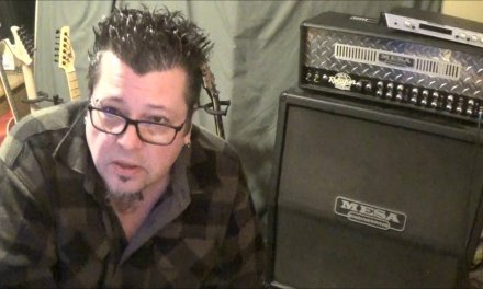 Hand Written Tabs & Video = CVT Guitar Lessons by Mike Gross