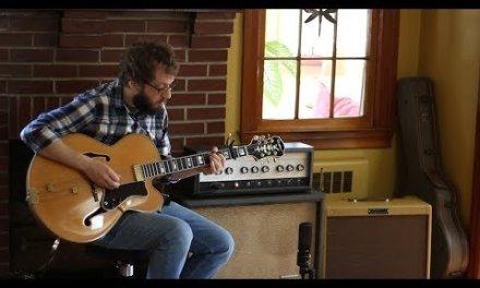 Midnight Train by David Rawlings: Guitar Lesson