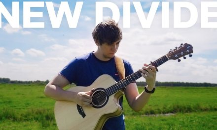 New Divide – Linkin Park – Fingerstyle Guitar Cover