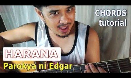 HARANA Chords Guitar Tutorial (Parokya ni Edgar OPM Band)