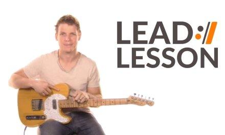 Jesus – Chris Tomlin // Lead Guitar Tutorial