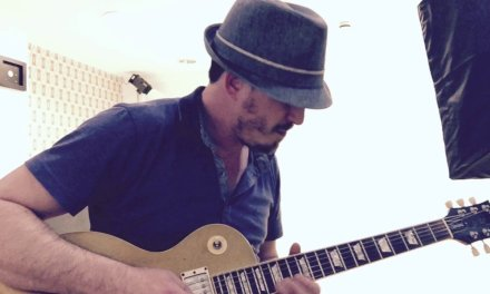 Blues Guitar Lessons and videos. Blues Electric Guitar Solo! Gibson LP Standard Goldtop Tim Shaw.