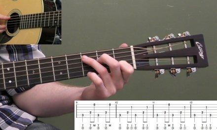 Fingerstyle Basics Beginner Guitar Lesson