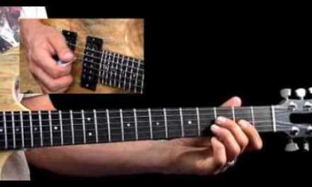 Blues Guitar Lessons – Juiced Blues – Super Dom 2 – Soloing Breakdown