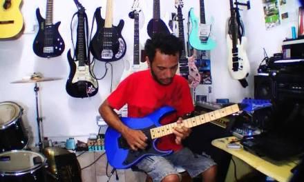 gilneyparson guitarra ibanez rg350mz