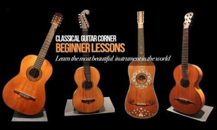 Classical guitar lesson | Flamenco guitar lessons