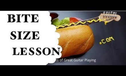 Slow Blues Lesson-3 SWEET Chord Substitutions