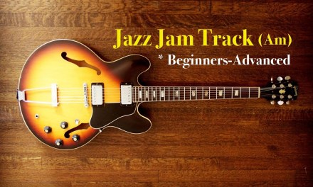 A Minor Jazz Jam Backing Track – Quist