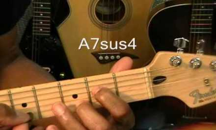 Owner Of A Lonely Heart YES How To Play On Guitar Prt2 Ending Parts