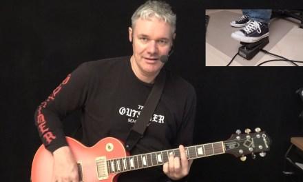 Wah Wah Basics – Guitar Lesson