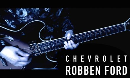 Robben Ford / Chevrolet : How To Play Blues Guitar [BGW]