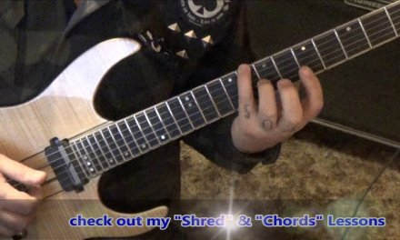 Harmonic Melody in E Minor – Guitar Lesson by Mike Gross