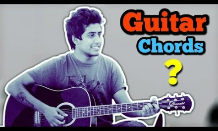 Beginners Guitar Lesson 14 – Introduction To Guitar Chords in Hindi