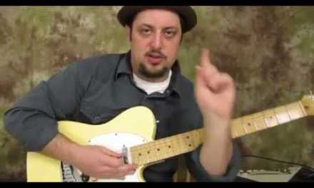 Three Must-Know Blues Licks (For Older Beginner Guitar Players)