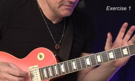 All Pentatonic Essential Exercises – Guitar Lesson