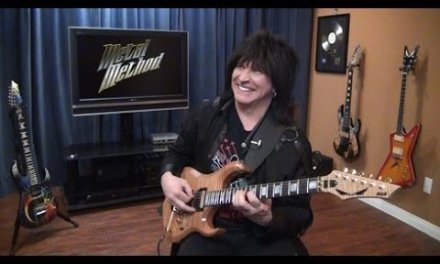 Speed Kills – A Shred Guitar Lesson by Michael Angelo Batio
