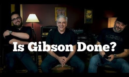 Gibson Guitars – What's the Deal?