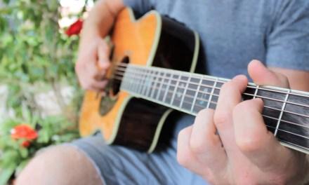 Learn a Folk Guitar Lick #1