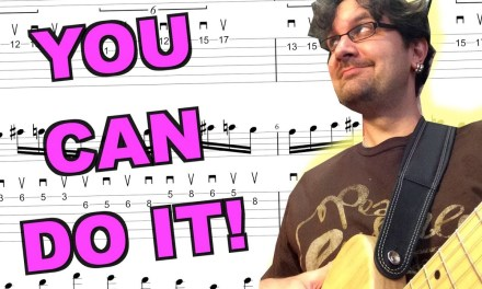 Mixolydian Lick For Shredders!