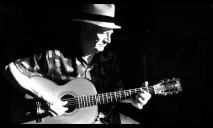 Just a Little Blues in A – Grand Concert 000 made by David Newton