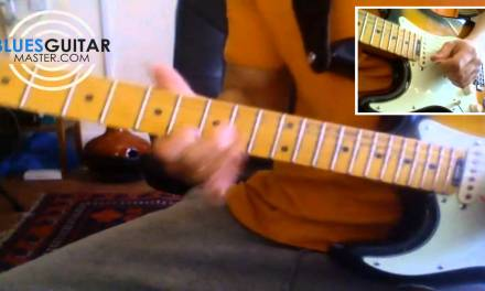 Blues Guitar Lessons – Learn This Awesome Solo!