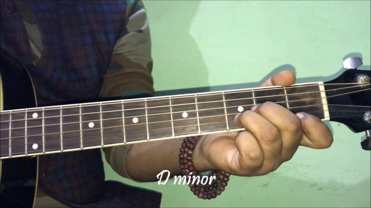 Neele Neele Ambar Par Guitar Lesson Easy Chords Simple Guitar