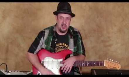 Marty Schwartz Teaches you 5 Blues Guitar Chords (You Must Know)