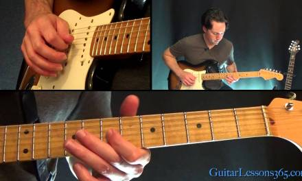 Your Love Guitar Lesson – The Outfield