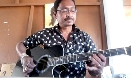 Persian Scale Guitar Lesson by Utpal Gogoi