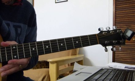 Moody Blues  – Question  – Guitar Lesson – Video 3 of 4